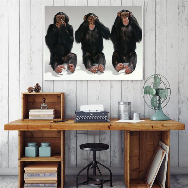 Aliexpress.com : Buy Animals Funny Monkey Gorilla orang Expressions ...