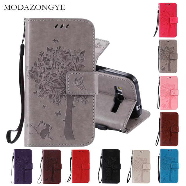 Core Prime Case Luxury Wallet PU Leather Case For Samsung Galaxy G361H G360H Core Prime VE Case Flip Cover SM-G361H SM-G360H