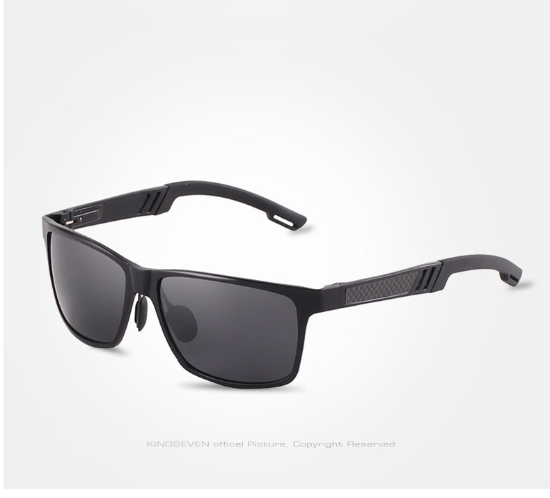 2017 New KINGSEVEN Polarized Sunglasses Men Brand Designer Male Vintage Sun Glasses Eyewear gafas oculos de sol masculino N7180 6