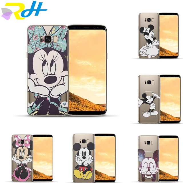 coque samsung galaxy s8 plus minnie