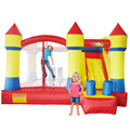 YARD Inflatable Trampoline Outdoor Playing Toys Kids Bouncy Castle with Slide Obstacle Special Offer for Africa