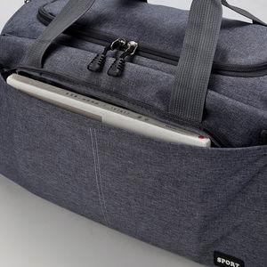Image 4 - حقيبة سفر رياضية مثيرة للرجال والنساء مناسبة للتدريبات في الجيم والسفر حقائب يد متينة مناسبة للخروج والجيم XA398WA