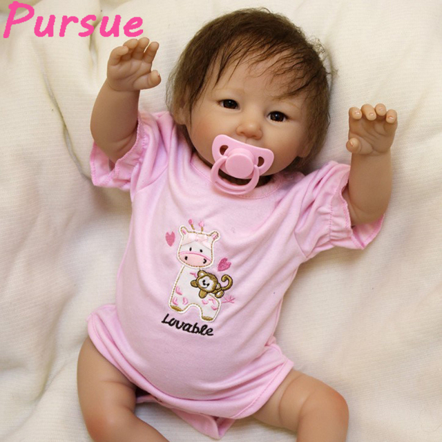 Pursue 53 Cm Cheap Toy Baby Doll That Look Real Girl Boys