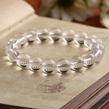 Amazon Bracelet Serenité E Cristal De Roche