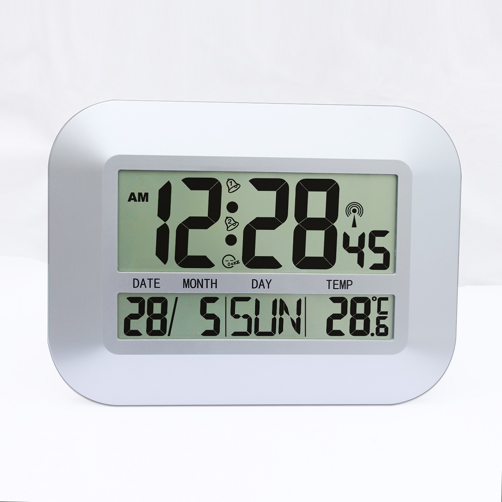 Buy Radio Controlled Clock Wall And Get Free Shipping On Aliexpress