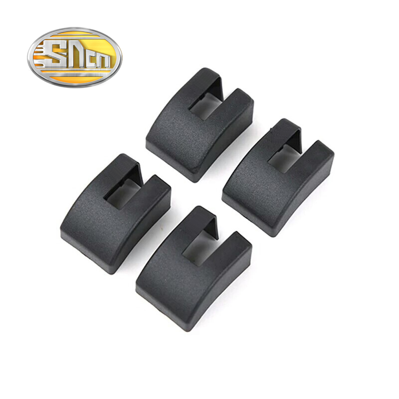 4pcs For <font><b>BMW</b></font> <font><b>F01</b></font> F02 F03 F04 E85 E83 E53 Door Limiting Stopper Cover Case Waterproof Rust-proof Auto <font><b>Accessories</b></font> Car-styling image