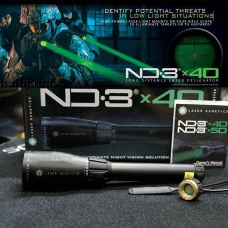 New Green Laser Genetics ND3 x40 Long Distance Laser Designator Pointer with Ring Mounts vikrant sharma genetics in periodontics