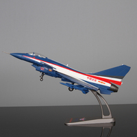 MagiDeal China AIR FORCE J 10 JET 1/72 Scale Model Kit