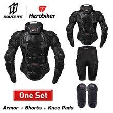 HEROBIKER Summer Motorcycle Jackets Moto Body Armor Motorcyc