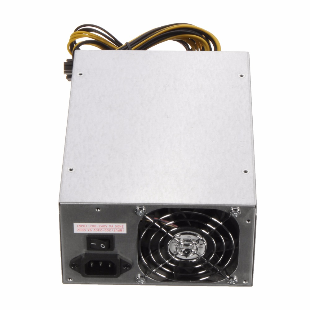 1950W Miner Mining Dedicated Power Supply For Antminer S9/S7/A7/A6 Bitcoin Miner 1600w psu ant s7 a6 a7 s7 s9 l3 miner machine server mining board power supply