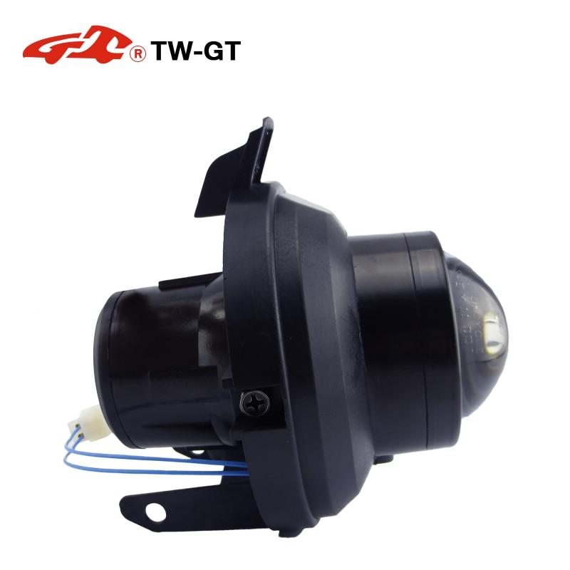 купить TW-GT Car-styling 2.5 hid bi-xenon foglamp projector lens foglight spot light H11 for CHEVROLET CRUZE 4D/5D ORLANDO SPARK LS недорого