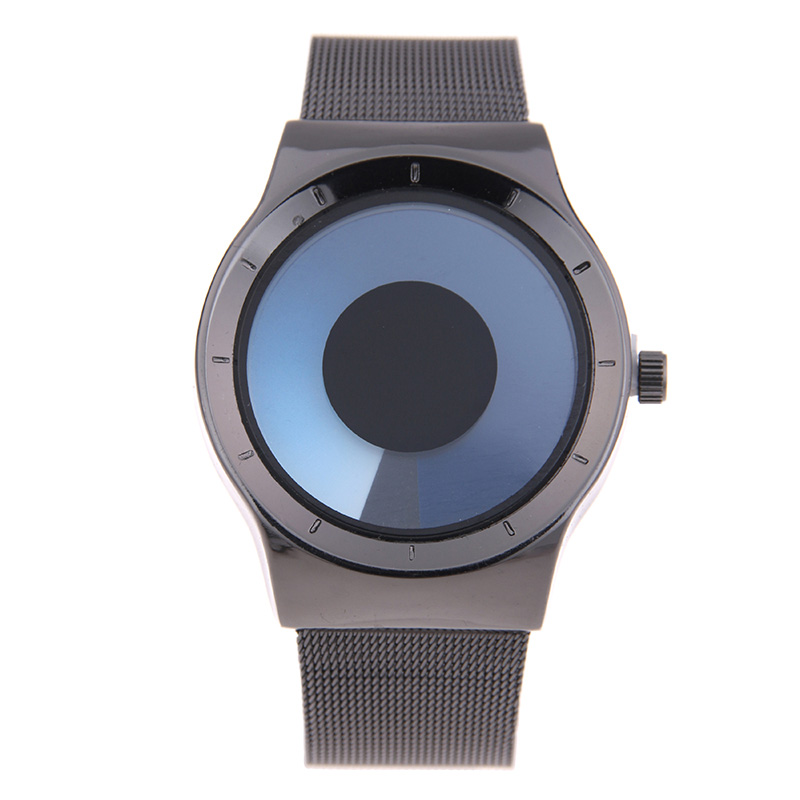 Creative Design Women Men Quartz Wristwatch Stainless Steel Boy Girls Casual Watch Hot Sale Simple Style Unisex Watch Relogio bgg brand creative two turntables dial women men watch stainless mesh boy girl casual quartz watch students watch relogio