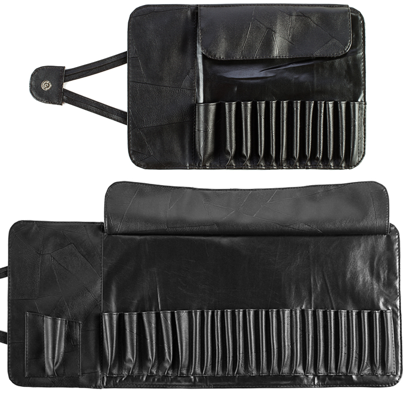 Makeup brush kits cosmetic bag beginners Tools Complete set Beauty Kit (without makeup)