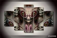 Hd Printed Science Fiction Alien Painting Canvas Print Room Decor Print Poster Picture Canvas Free Shipping/Ny-3045 gift