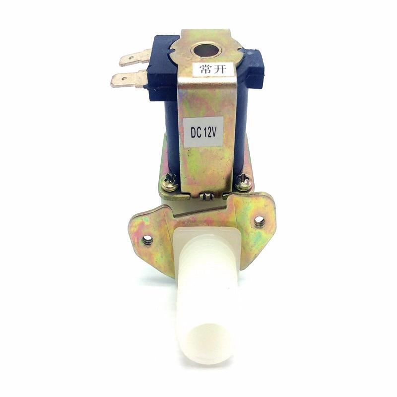 Normally open solenoid valve g1 2 39 39 dc12v horizontal 0 for Plastic water heater