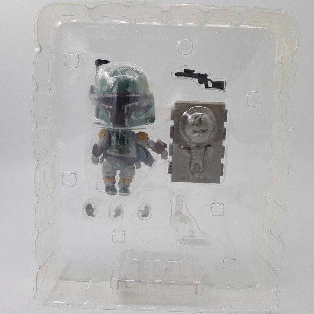 Star Wars Nendoroid 706 PVC Action Figure Toys Star Wars Nendoroid Figure Collection Model Toy 1