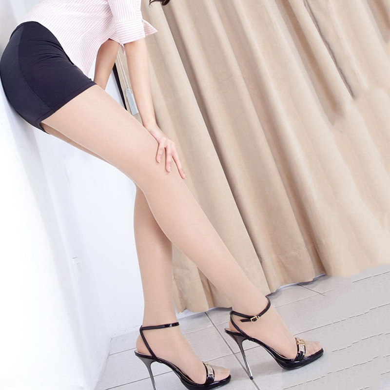 294d4c54ff6 ROPALIA Sexy Women Full Foot Thin Sheer Pantyhose Tights Base Stocking  Black seamless pantyhose Clothes-in Tights from Underwear   Sleepwears on  ...