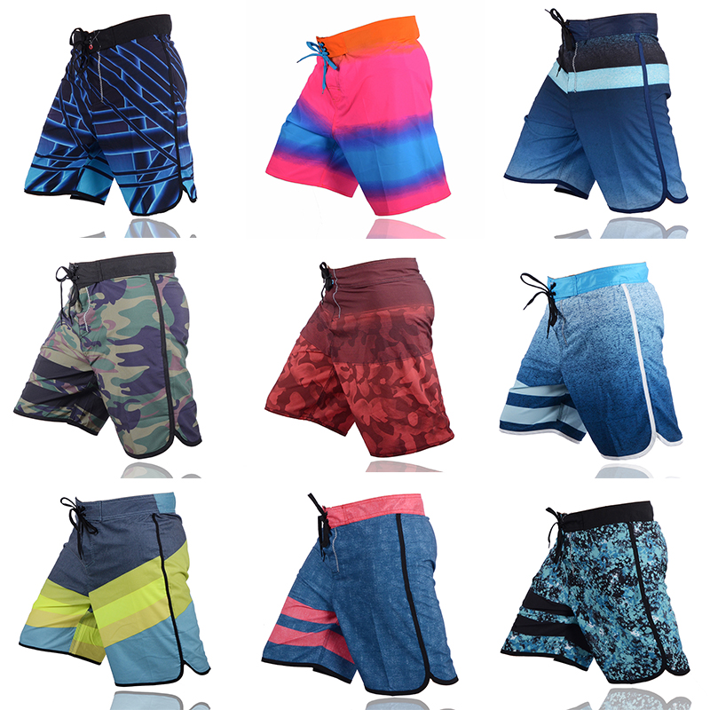 VANCHYCE Summer   Shorts   Men Board   Shorts   Brand Swimwear Men Beach   Shorts   Men Bermuda   Short   Quick Dry Silver Mens Boardshorts