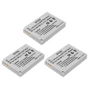 Image 2 - 2pcs/lot 1400mAh 3.7V NB 5L NB 5L NB5L Rechargeable li ion Camera Battery For Canon 900 Ti SD790 IS SD950 SD900 SD990 z1