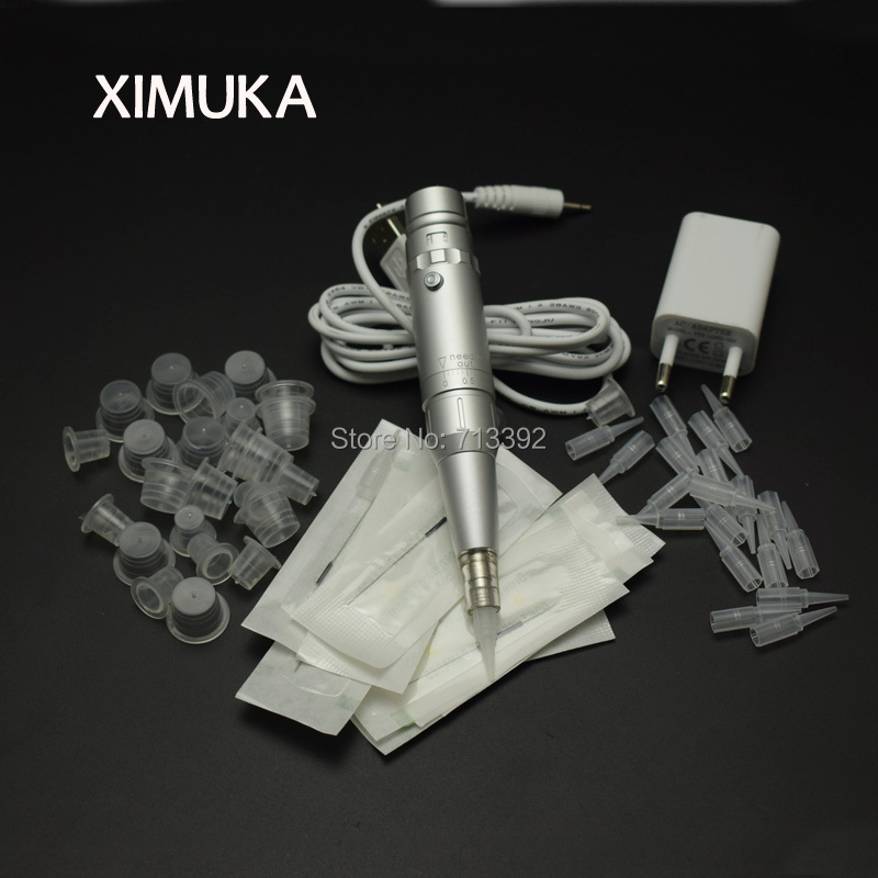 35000R High Quality Import Motor Tattoo Permanent Makeup Machine with power supply