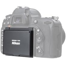 Big discount LU LCD Screen Protector Pop-up sun Shade lcd Hood Shield Cover for Mirrorless Digital CAMERA FOR nikon D750 camera
