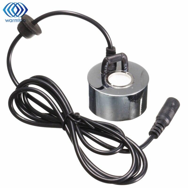 Nova qualidade durável dc 24 v 19 w 45mm umidificador de ar ultra-scape atomizador atomizador da névoa do agregado familiar sem luz