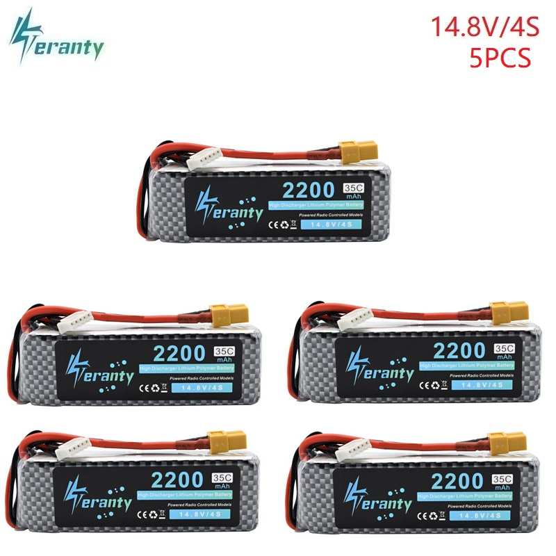 Voltz 3200MAH 2S 7.4V 40C Hardcase LiPo Batería Pack De Palo