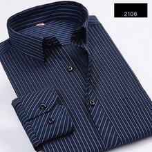 Мужская рубашка 2017 5XL 6XL
