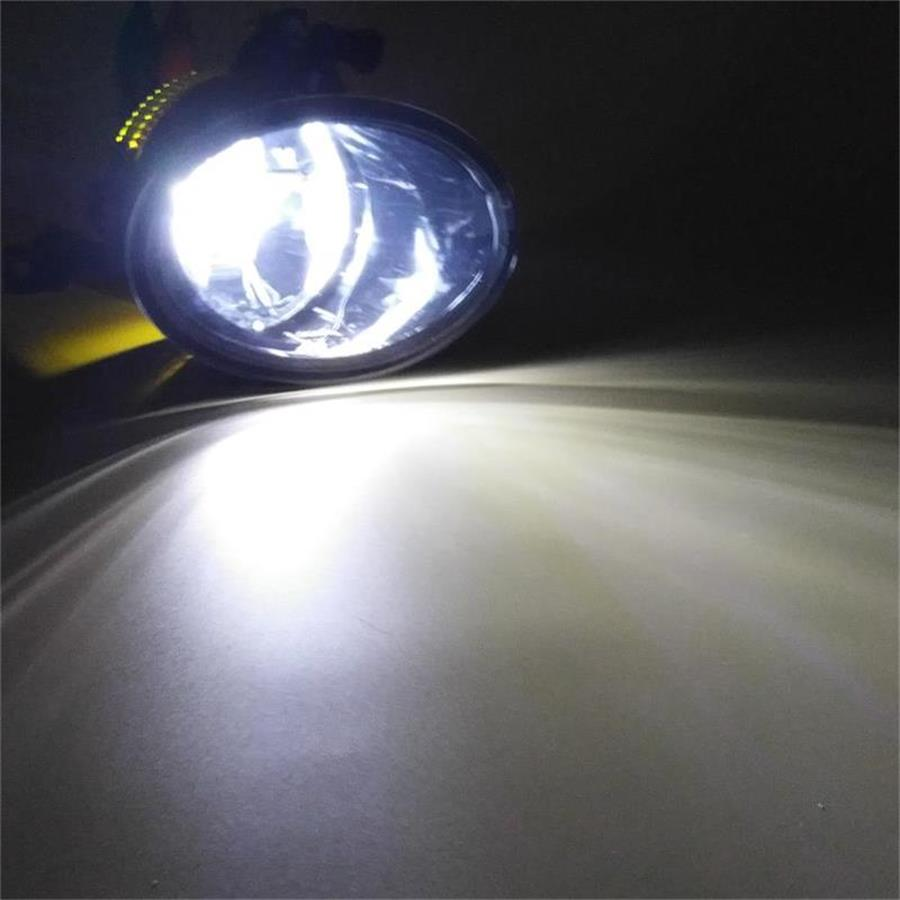 Image 2 - 2pcs Car LED Light For VW Touareg 2011 2012 2013 2014 2015 Car styling Front Bumper LED Car Fog Light LED Fog Lamp-in Car Light Assembly from Automobiles & Motorcycles