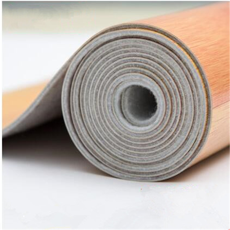 Beibehang Thickened Floor Leather Pvc Flooring Stickers Wear Cement Floor Mat Rough Room Plastic Home Bedroom Leather Wallpaper