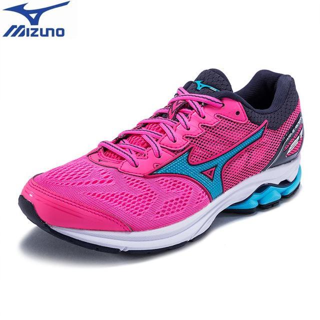 a2e8c4c9ef1f Original Mizuno Wave Rider 21 Running Shoes For Women Breathable Sports Shoes  Sneakers Zapatillas Deporte Mujer Marathon
