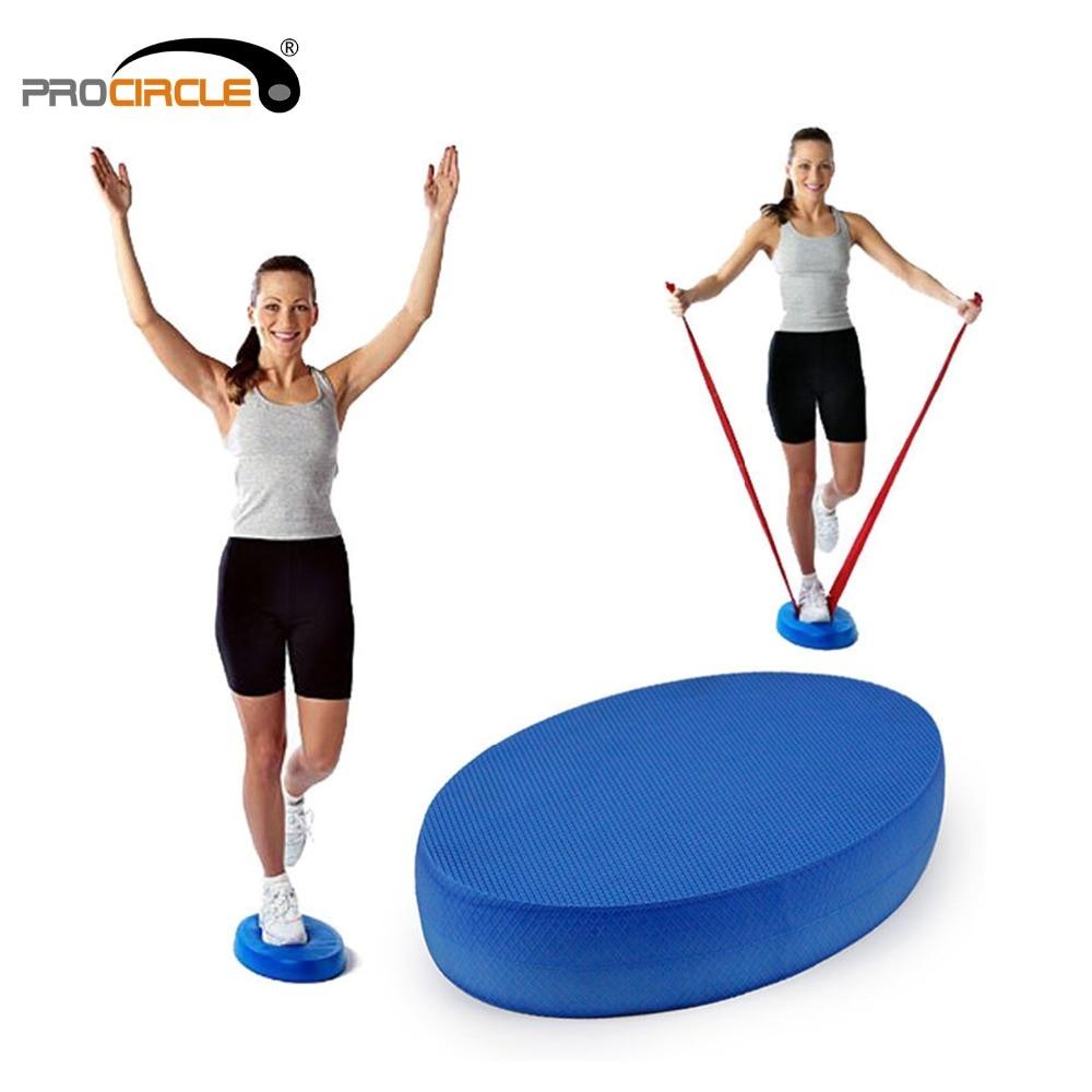 PROCIRCLE Balance Pad for Yoga Exercise Training Stability Mobility Balance Trainer