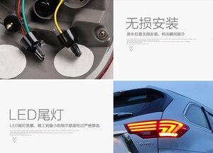 Image 4 - Highlander taillight,2015~2018 LED,RAV4,Innova,highlander rear light;car accessories,highlander fog light