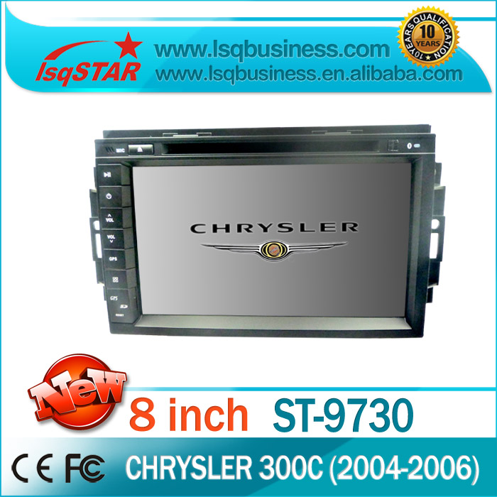 For Car Radio Gps Dvd Playerfor Chrysler 300C(2004 2006