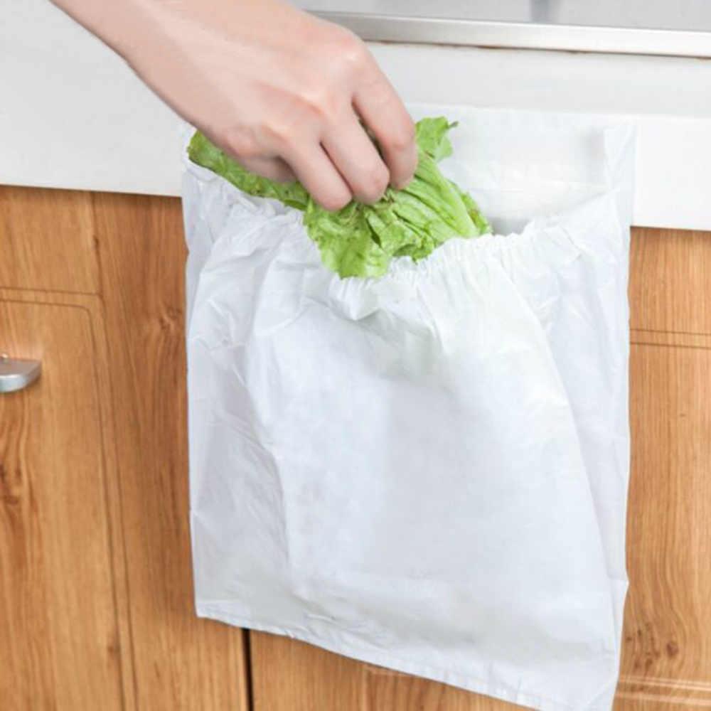 3 pcs de Armazenamento De Lixo De Lixo Sacos de Lixo Lixeira de Carro Auto-adesivo À Prova de Fugas