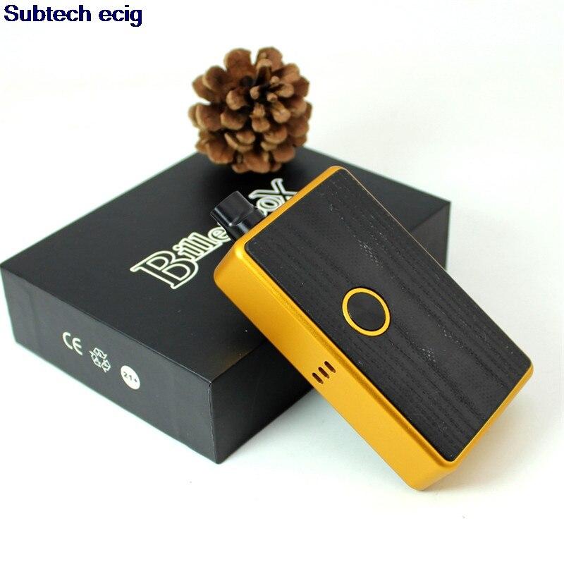 Nouveauté SXK Billet boîte V4 70 w boîte mod kit avec port USB rev.4 dispositif noir dober couleur bb boîte 100% Original livraison gratuite