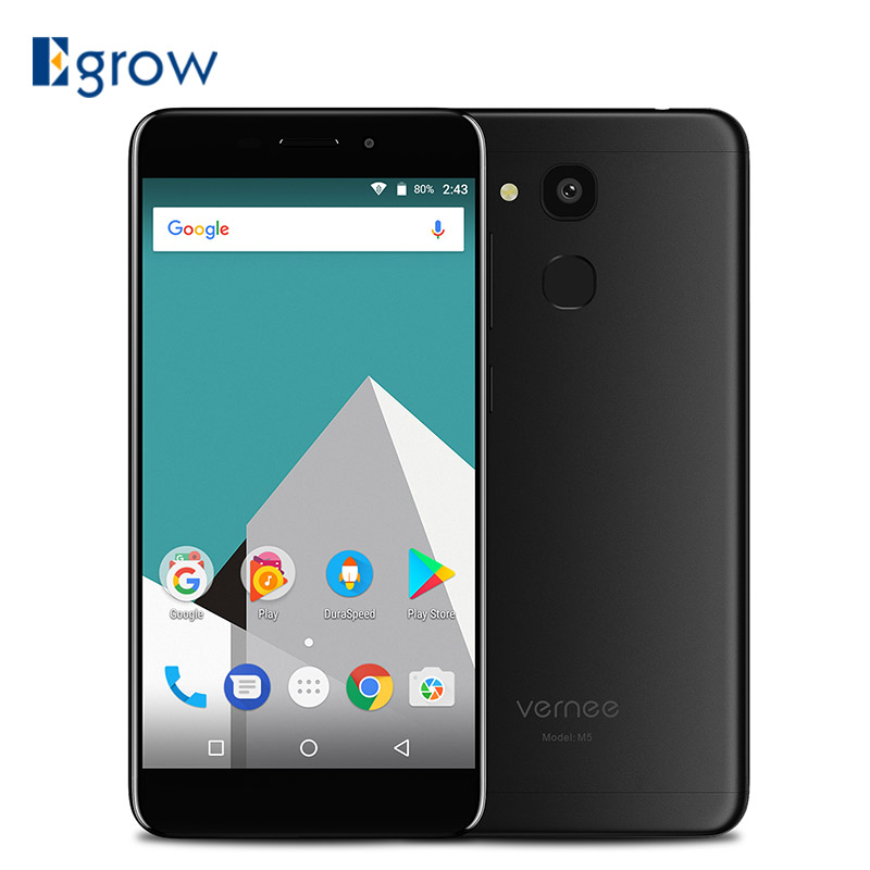 Vernee M5 MT6750 Octa Core Android 7 0 Cell Phone 4G RAM 32G ROM 5 2
