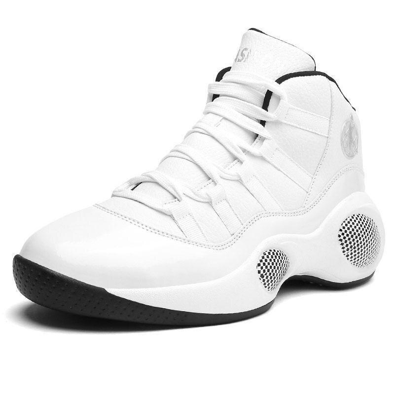 Zuoxiangru Basketball pour hommes Culture Chaussures Léger Respirant Baskets Textile Chaussures De Sport Chaussures de Basket-Ball Pour Hommes Baskets