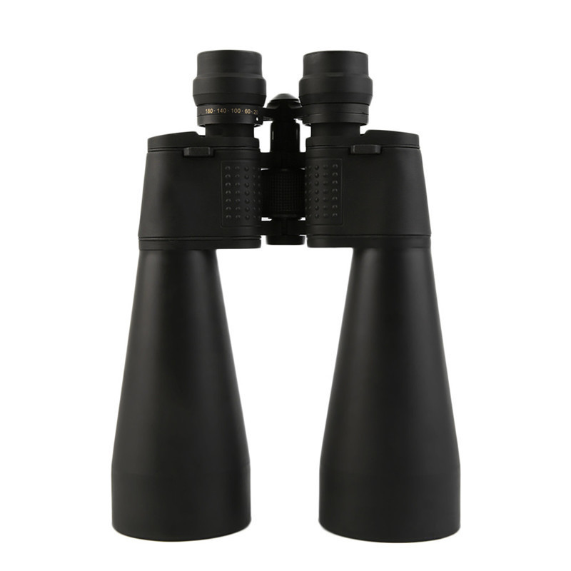 Professional 20-180x100 Zoom Binocular Telescope Night Vision for Hunting Objective Lens High Power HD Green Film original yukon 25024 night vision binocular tracker rx 2x24 to 3 5x40 hunting night vision binocular with doubler