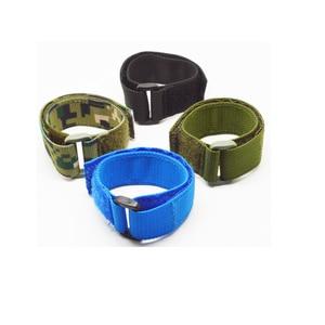 Image 3 - 2pcs Gehen pro fernbedienung Wrist Strap Hand Band Strap Tie für GoPro Hero 5/ 4/3 /3/2/ SJCAM SJ4000/SJ5000/ xiaomi yi