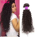 Mealid Mongolian Curly Hair Extensions Mongolian Kinky Curly Hair Weave Mongolian Kinky Curly Hair 100g Wholesale 10 PCs Hair