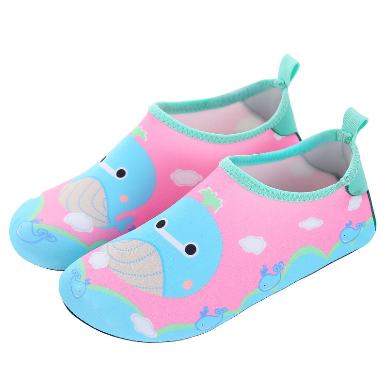 Children Outdoor Water Shoes Barefoot Quick-Dry Aqua Yoga Socks 1