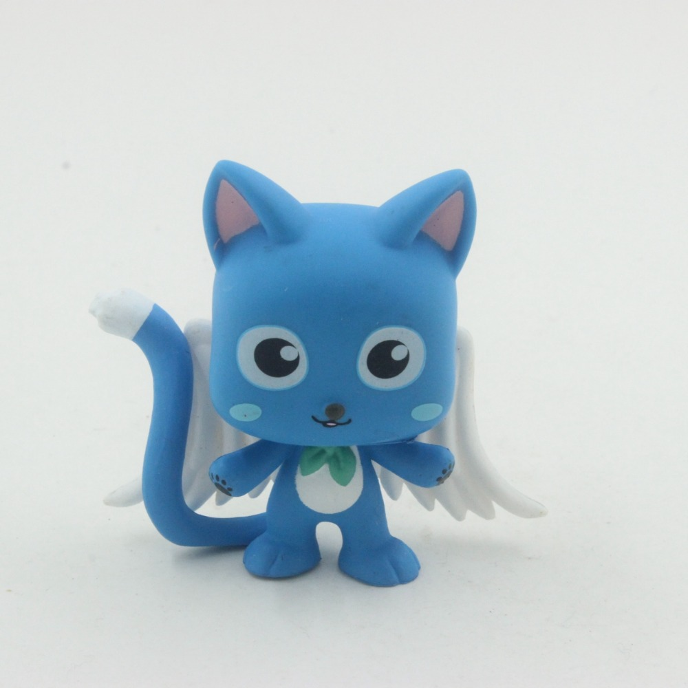 Mystery Mini Best of Anime Shonen Jump Series 1 Fairy Tail Happy Coolcity image