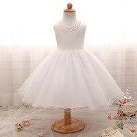 Newborn Baby Girl 1st Birthday Outfits Little Bridresmaid Wedding Gown Kids Frock Designs Girls Christmas Dress