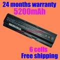 Envío de la nueva batería del ordenador portátil para hp presario jigu cq62z cq630 cq72 586007-541 593553-001 hstnn-ub0w wd548aa 593553-001