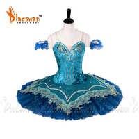 Samt erwachsene klassische ballett berufs tutu BC004 Smaragd Pfannkuchen Tutu Kostüm Ballett YAGP Klassische Ballett Tutu Kostüm Mädchen