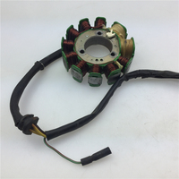 STARPAD For the earth eagle king DD250G / DD250E double cylinder 250 CA250 motorcycle stator / coil / magnetic motor coil