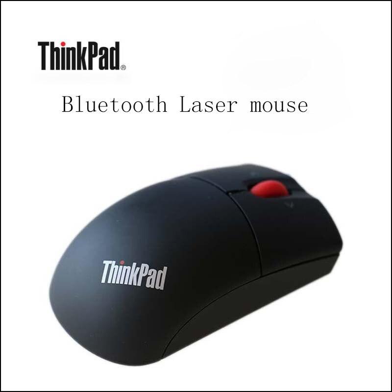 Prix pour D'origine Ordinateur Portable Sans Fil Bluetooth Laser Souris Pour Lenovo Thinkpad 0A36414 1200 dpi Ordinateur Bluetooth Souris Livraison Gratuite