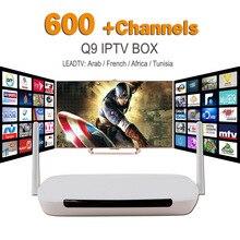 Mejor Árabe IPTV Caja 600 Más El Canal Árabe IPTV IPTV Árabe Caja de TV Gratis Arabox Kodi Totalmente Cargado