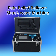 Effective Physical Pain Therapy System Acoustic Shock Wave Extracorporeal Shockwave Machine For Relief Reliever